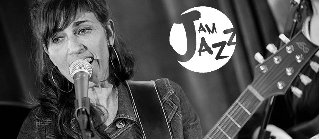 Jam Jazz Chant avec Christine Vallin, rendez-vous le 15 mars2020